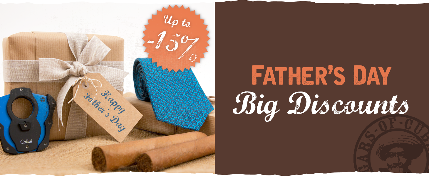 Father's Day – BIG Discounts