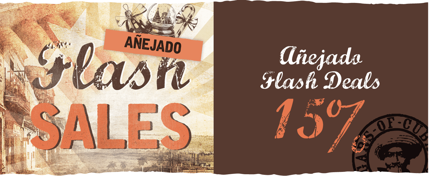 Habano Añejado Flash Deals