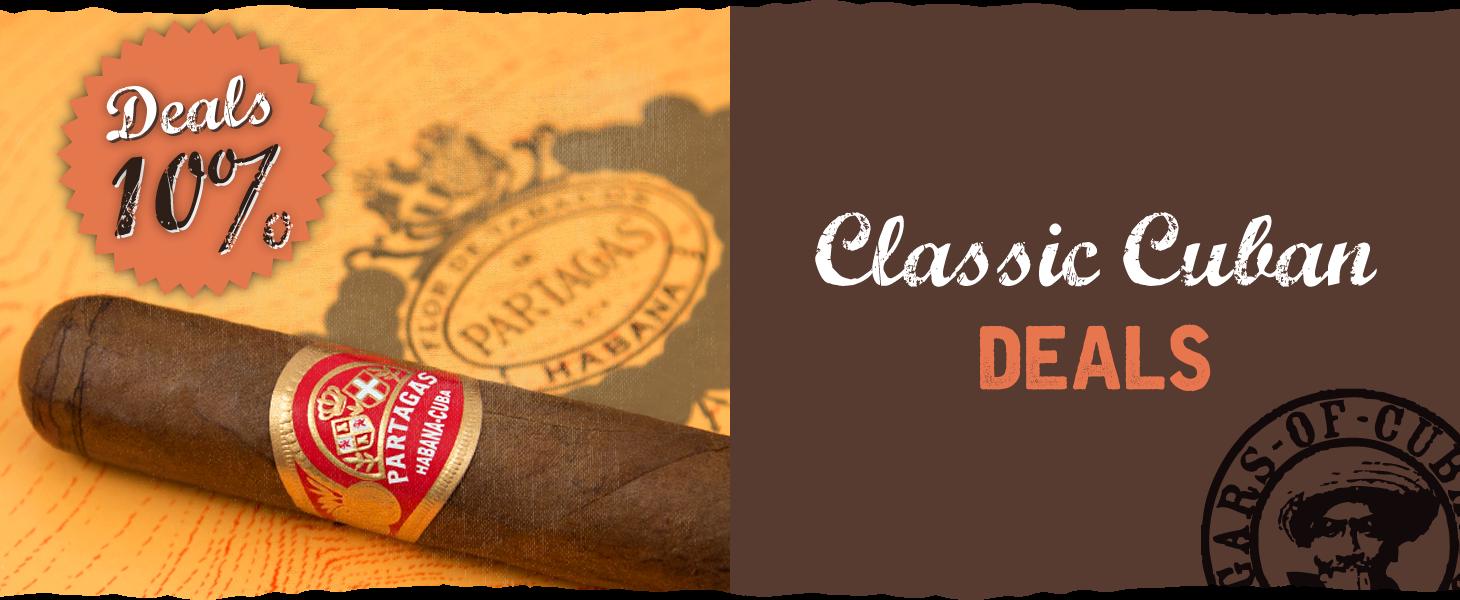 Cuban Cigar Deals