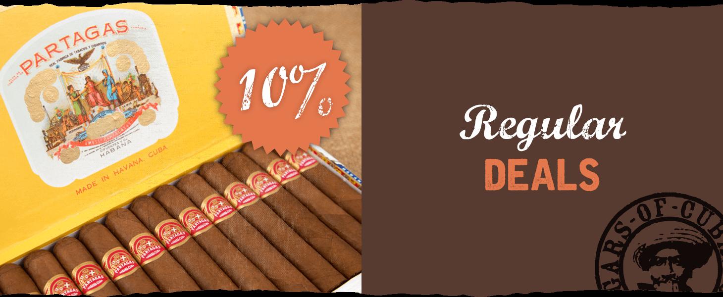 Regular Deals!