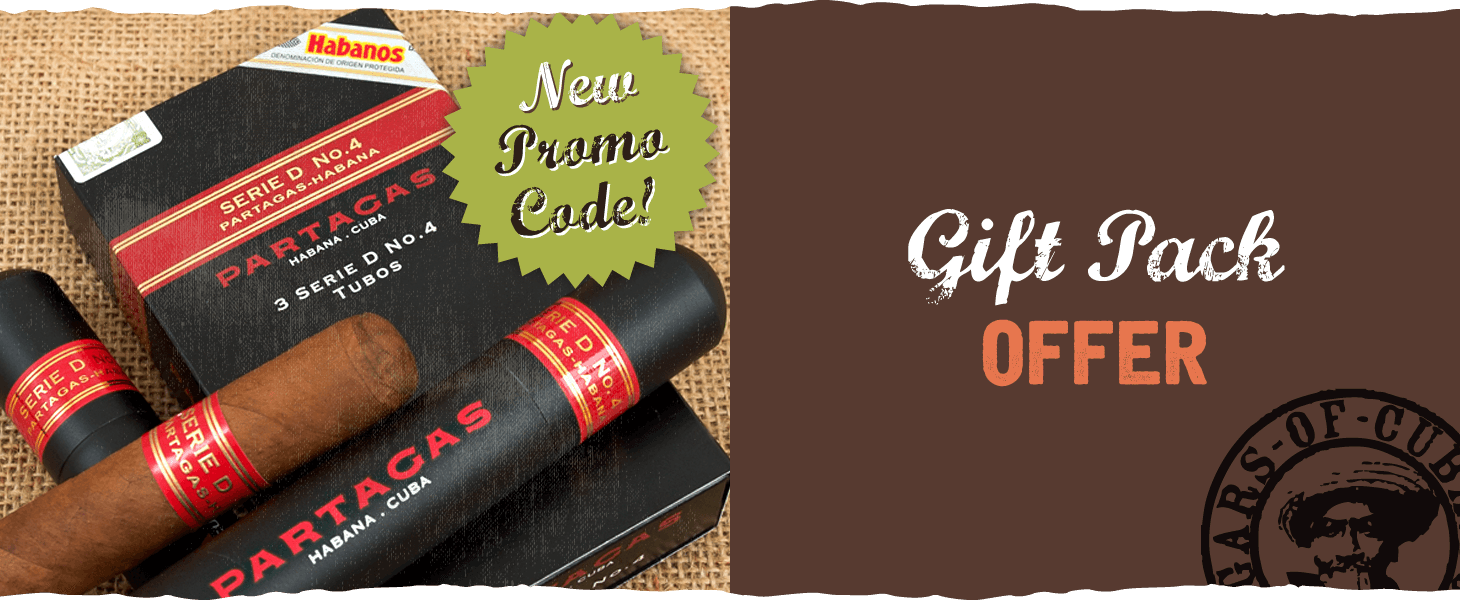 Gift Pack Offer: Petit Robusto