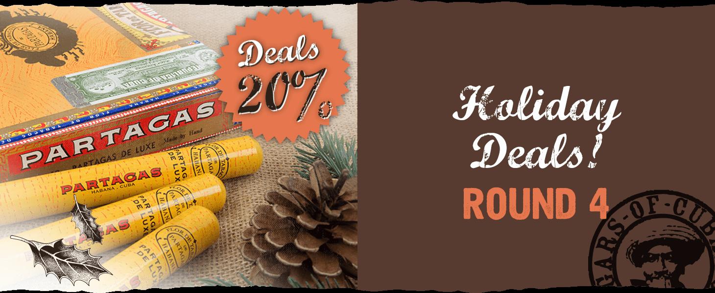 Holiday Deals Round 4