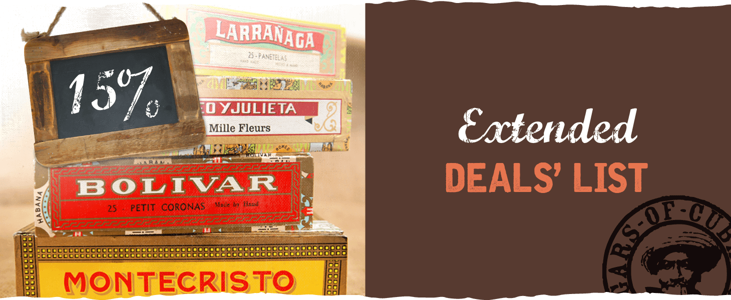Extended Deals!