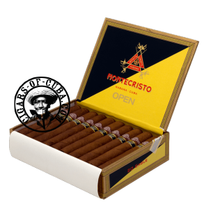 Montecristo Open Eagle Box of 20 - Habanos Regular Productions - Buy ...