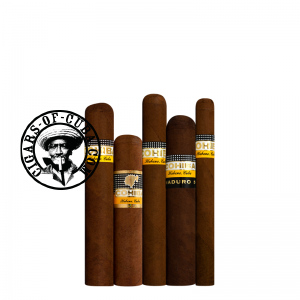 Combinaciones Sampler Cohiba of 5 Box of 5