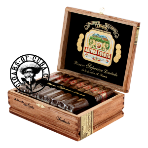 Arturo Fuente Gran Reserva Don Carlos Robusto Box of 25