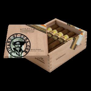 Bolivar Soberano Edicion 2018 Box of 10