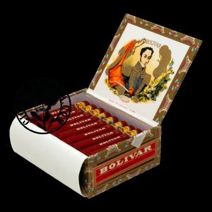Bolivar Tubos No.3 Box of 25