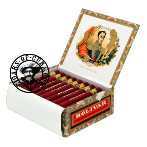 Bolivar Tubos No.1 - 2002 Box of 25