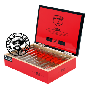 Camacho Corojo - Figurado Box of 20