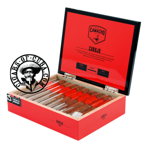 Camacho Corojo - Toro Box of 20