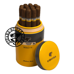Cohiba Siglo VI Jar Jar of 25