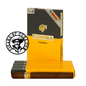 Cohiba Exquisitos Pack de 5