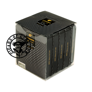 Cohiba Mini Lata Collection-4 Black Top Grid B&w - 2015 Cube de 100