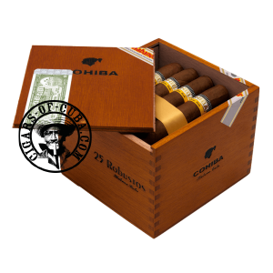 Cohiba Robustos - 2012 Box of 25