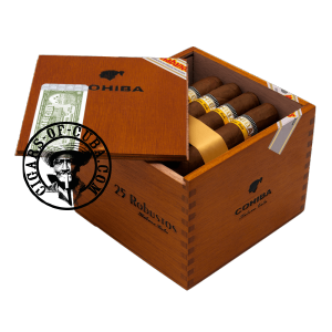 Cohiba Robustos Box of 25
