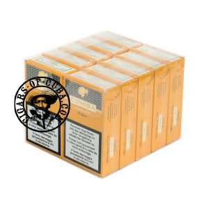 Cohiba Short Ban Cube Of 10 Packs Of 10 Cube of 100