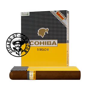 Cohiba Siglo II Pack of 5
