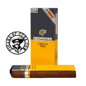 Cohiba Siglo III Tubos Pack of 3