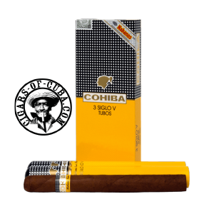Cohiba Siglo V Tubos Pack of 3
