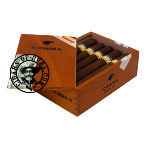 Cohiba Siglo VI Box of 10