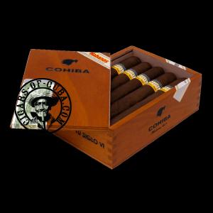 Cohiba Siglo VI Box of 10