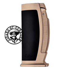 Colibri Entreprise Table Black & Rose Gold - 97744 Piece