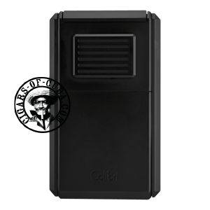 Colibri Lighter Astoria III Black - 202317 Box