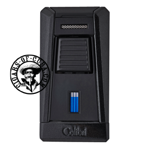Colibri Lighter Stealth I - Mat Black - 95041 Box