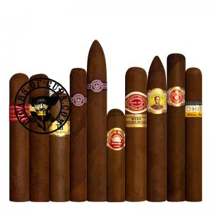 Combinaciones Sampler Cuban Classics Box of 10