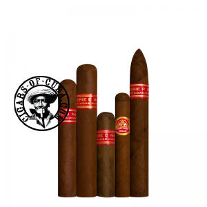 Combinaciones Sampler Partagas of 5 Box of 5