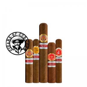 Combinaciones Sampler Regional Global Box of 5
