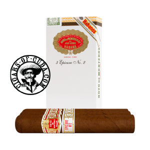 Hoyo De Monterrey Epicure No.2 - 2009 Box of 3