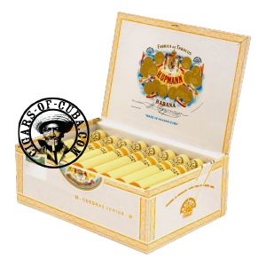 H.Upmann Coronas Junior Tubos Box of 25