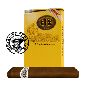 Jose La Piedra Nacionales Pack of 5