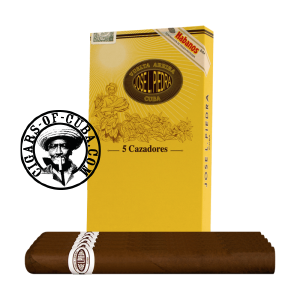 Jose La Piedra Cazadores Pack of 5