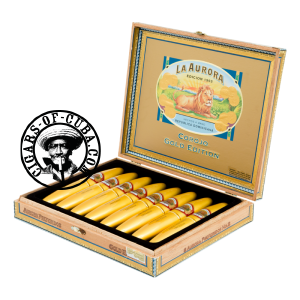 La Aurora 1903 Preferidos - Corojo Gold Box of 8
