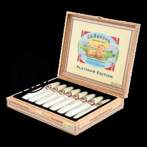 La Aurora 1903 Preferidos - Platinum Box of 8