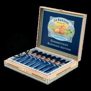 La Aurora 1903 Preferidos - Sapphire Box of 8