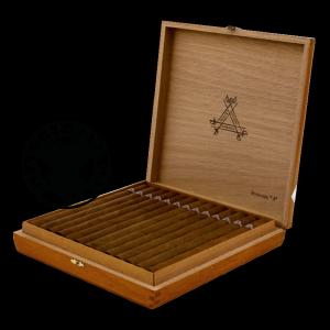 Montecristo A Cabinet Box of 25