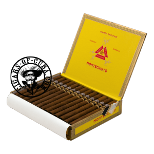 Montecristo Churchills Anejados Box of 25