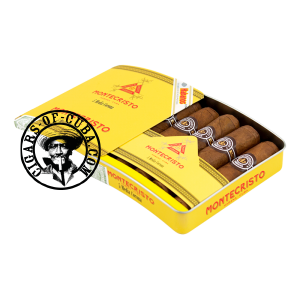 Montecristo Media Corona Box of 5