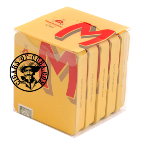 Montecristo Mini Ban 2015 Cube Of 5 Packs Of 20 Cube of 100
