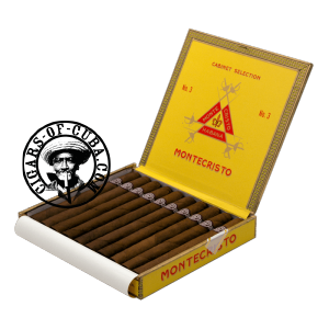 Montecristo No. 3 Box of 10