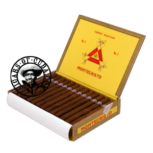 Montecristo No. 3 Box of 25