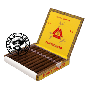 Montecristo No. 4 Box of 10