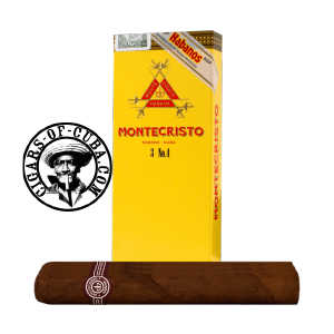 Montecristo No. 4 Pack of 3
