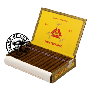 Montecristo No. 4 Box of 25
