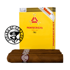 Montecristo No.5 Pack of 5
