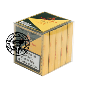 Montecristo Open Club Cube Of 5 Packs Of 20 Cube of 100